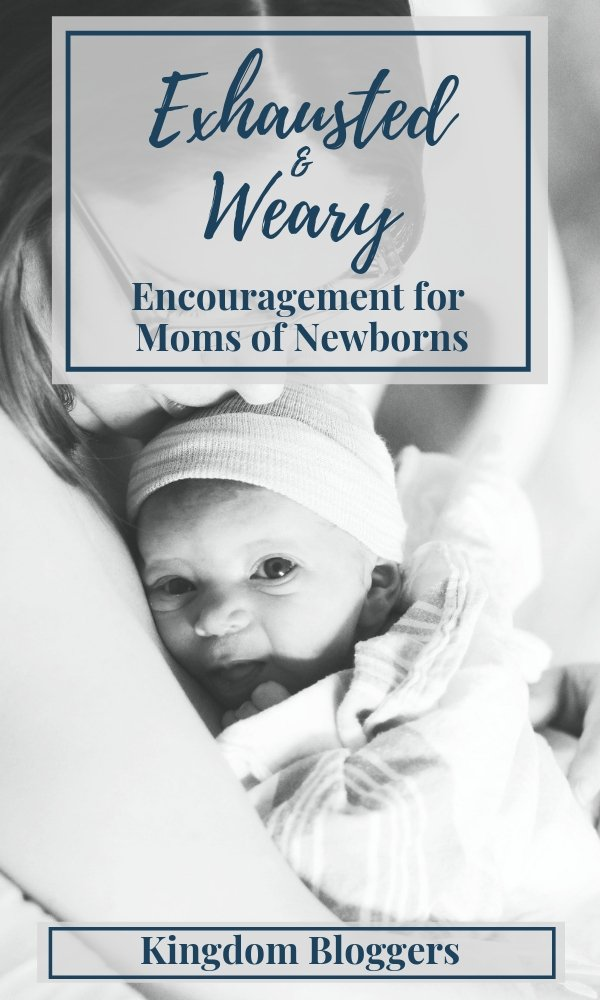 Tips for Moms of Newborns
