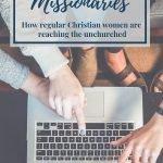 Christian Women Reaching the Unchurched