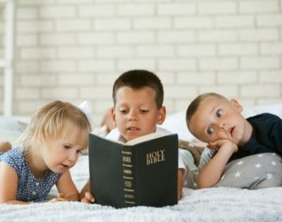 Must-Have Children's Bibles for Toddlers and Babies