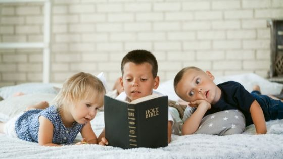 best bible for toddlers