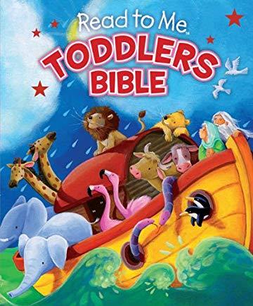 Read to Me Toddler Bible
