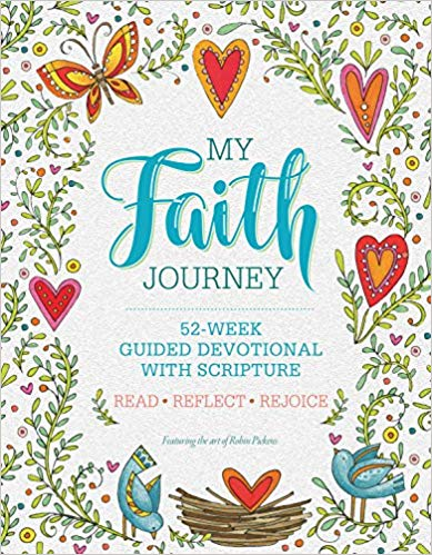 My Faith bible coloring journal