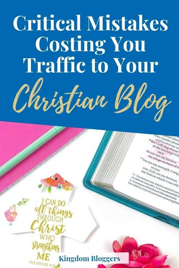 Mistakes Christian Bloggers Make