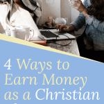 ways to monetize a Christian blog