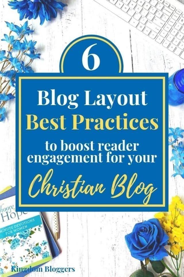 Blog Layout Best Practices