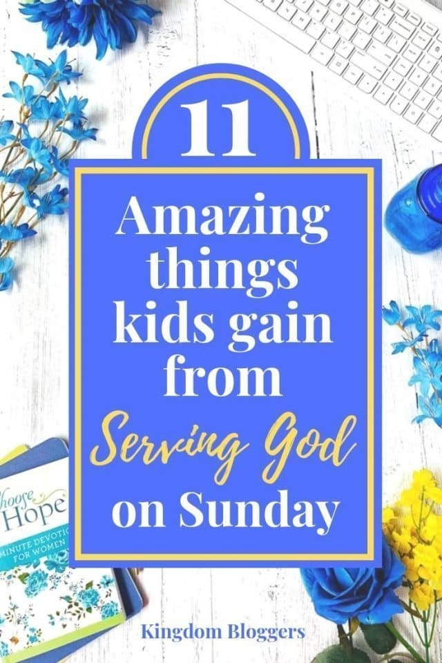 serving God in your youth