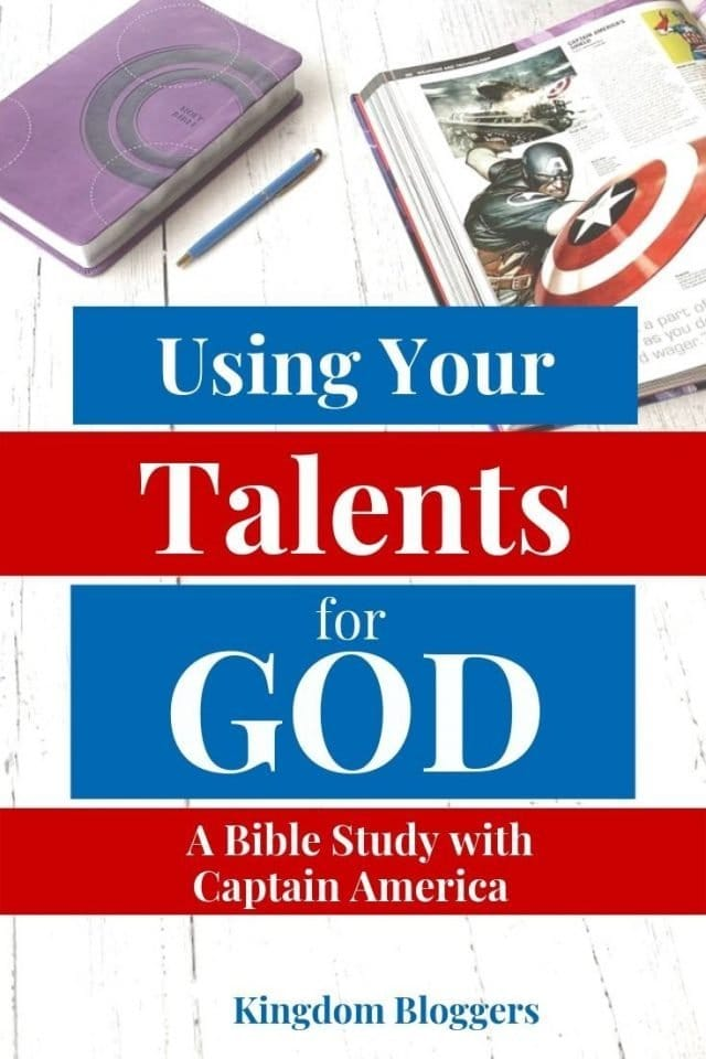 Using Your Gifts for God