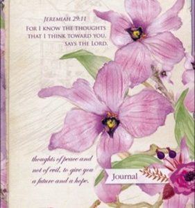 thoughts of peace journal