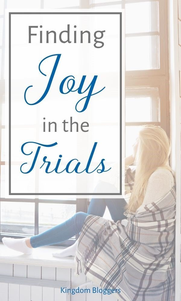 finding joy in the trials