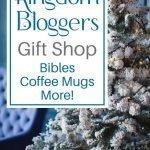 Kingdom Bloggers Gift Shop