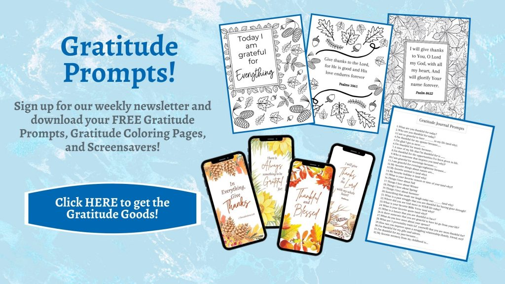 Gratitude coloring pagees