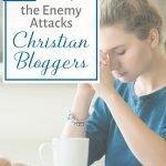Spiritual Warfare as a Christian Blogger