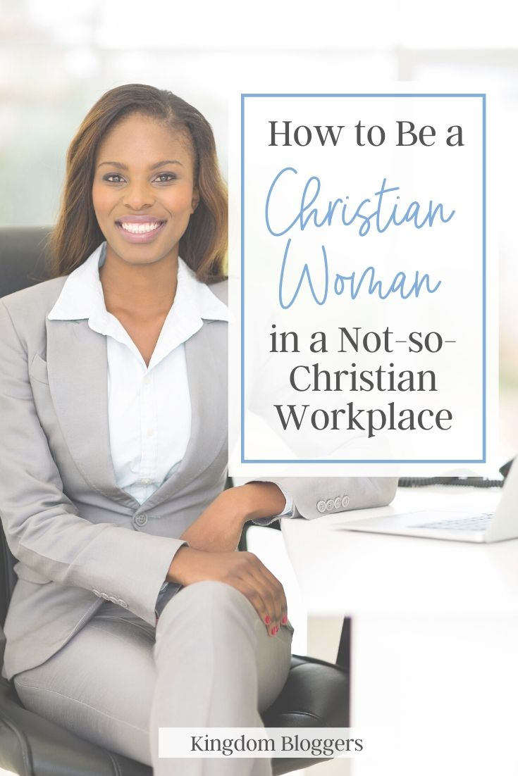 ways to be a christian woman