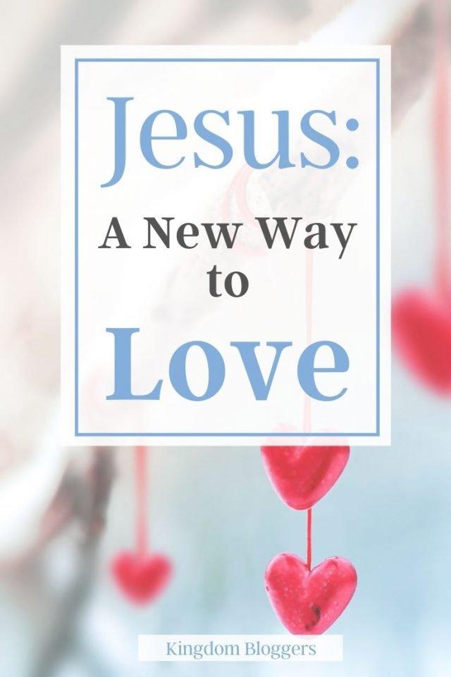 jesus and love