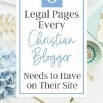 legal pages for websites