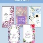bible verse phone wallpaper