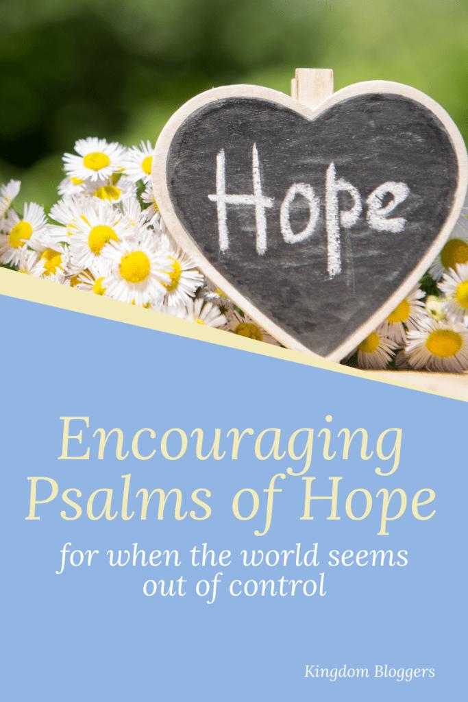 psalms of hope
