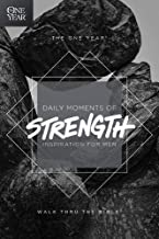 daily moments of strength men's devotional book
