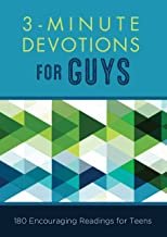 teal devotional book for guys