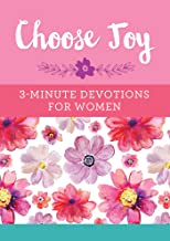 choose joy devotional book for women