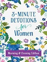pretty 3-minute devotion for women book