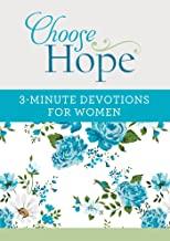 choose hope pocket devotional book