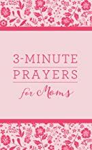 3-minute prayer book for moms