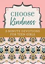 pink Choose Kindness devotional book