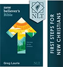 Blue New Believer's Bible
