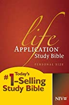 Red Life Application Study Bible