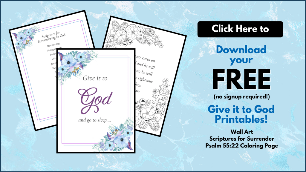 Give-it-to-God-printables
