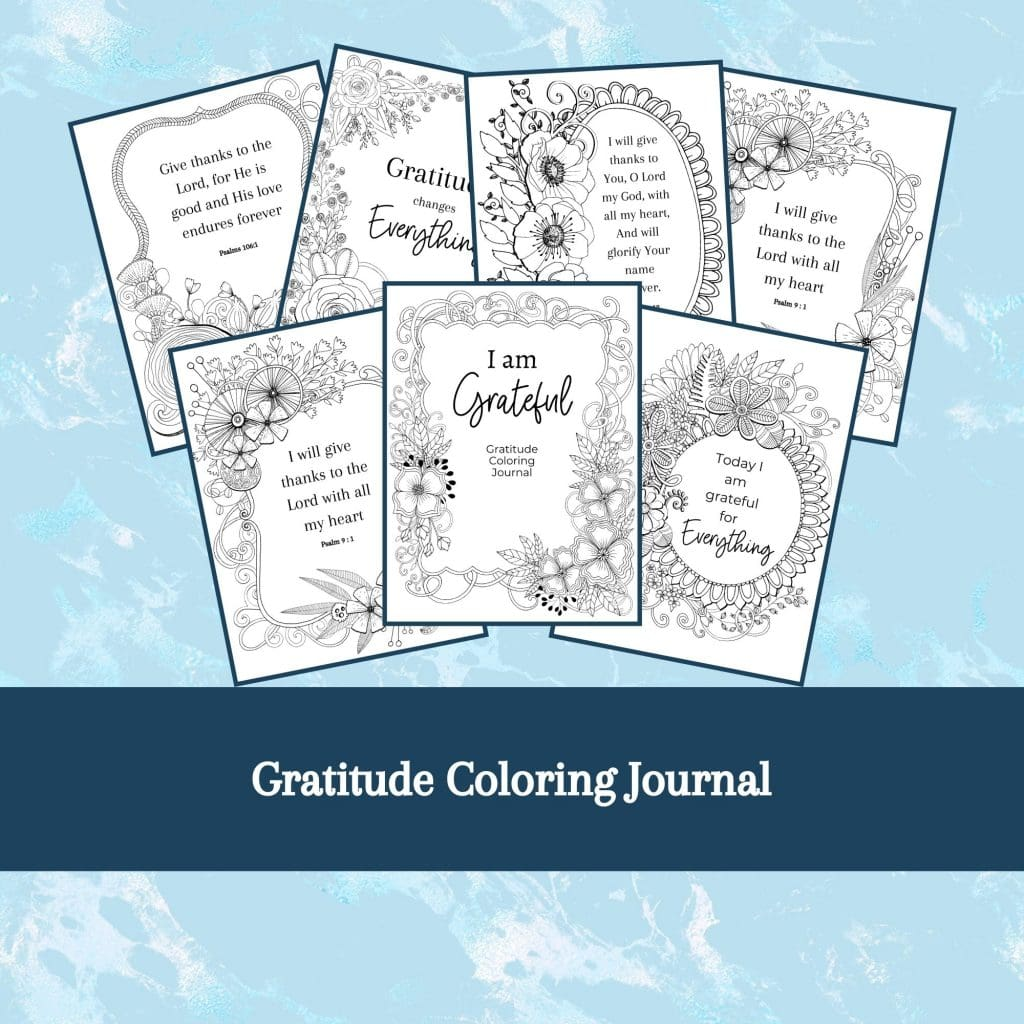 Gratitude-Coloring-Journal