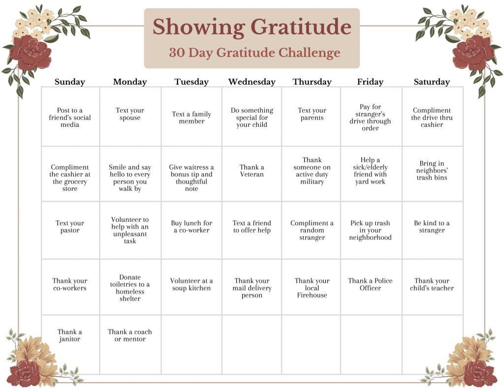 30-Days-of-Showing-Gratitude-Printable