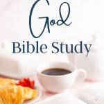 7 Best Names of God Bible Study Books