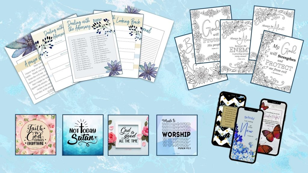 monthly bible reading plan and scripture extras