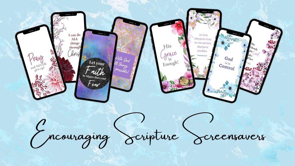 Encouraging-Scripture-Screensavers