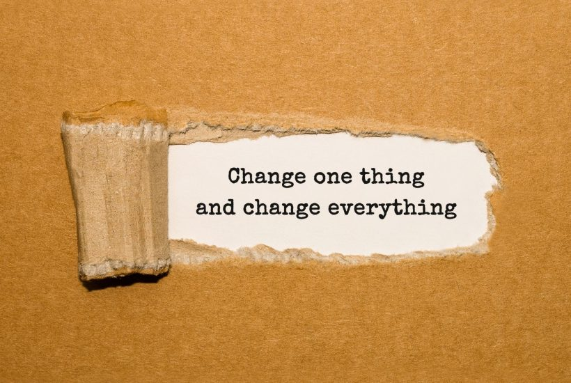 brown-background-with-words-that-say-change-one-thing-change-your-life