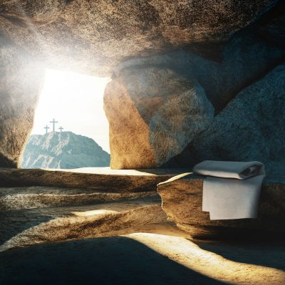 He is Risen – 17 Bible Verses About the Resurrection