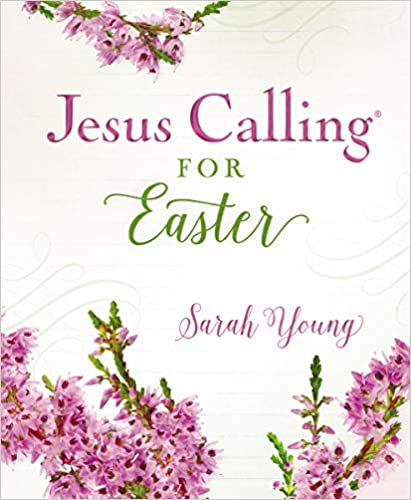 Jesus Calling for Easter book cover