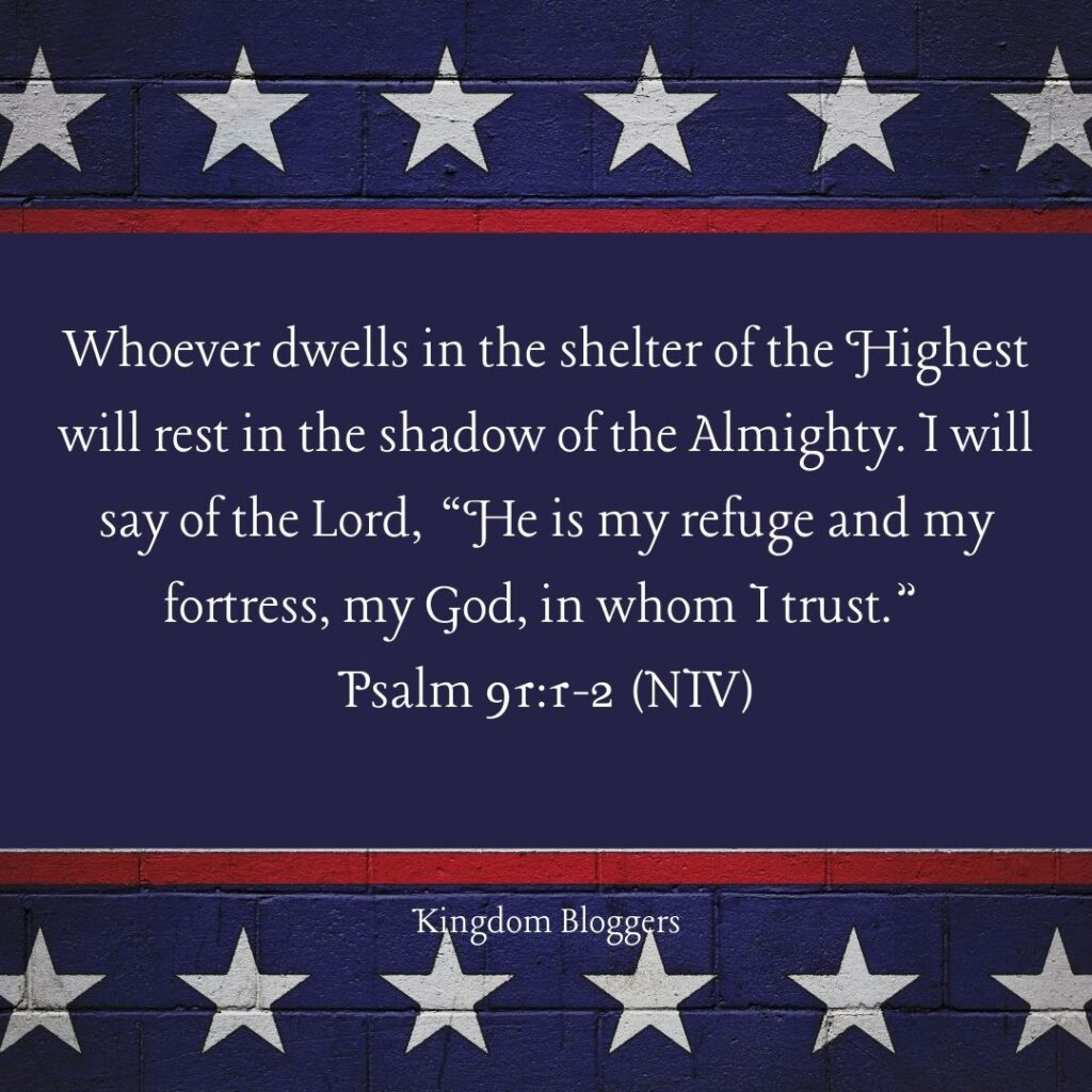 The Soldiers Psalm