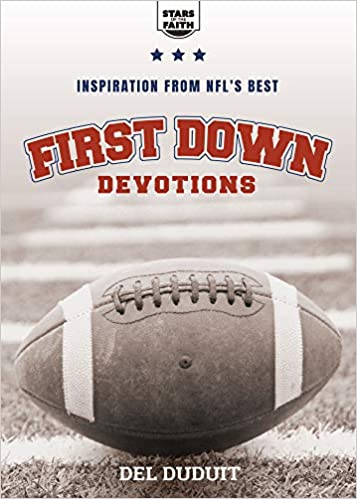 First Down Devotions Book