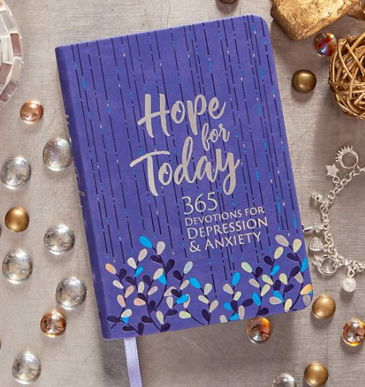 Hope for Today Devotional Book