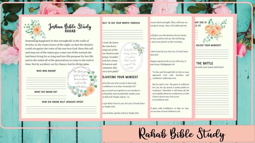 Rahab Bible Study Mock up