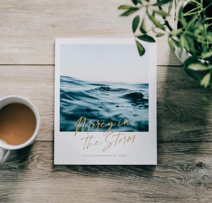 Jonah Bible Study Mockup